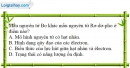 Bài 33.1, 33.2, 33.3, 33.4 trang 94 SBT Vật Lí 12