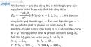Bài 33.13, 33.14 trang 97 SBT Vật Lí 12