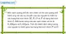 Bài VI.14 trang 104 SBT Vật Lí 12
