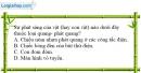 Bài VI.7, VI.8  trang 102 SBT Vật Lí 12