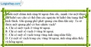 Bài VI.9, VI.10 trang 103 SBT Vật Lí 12