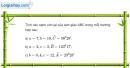 Bài 2.47 trang 104 SBT hình học 10