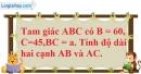 Bài 2.48 trang 104 SBT hình học 10