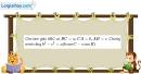Bài 2.50 trang 104 SBT hình học 10