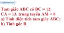 Bài 2.51 trang 104 SBT hình học 10