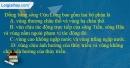 Câu 2 trang 131 SBT địa 12