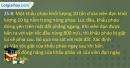 Bài 25.8, 25.9, 25.10 trang  60,61 SBT Vật lí 10