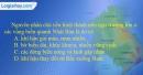 Câu 2 trang 53 SBT địa 11