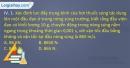 Bài IV.1, IV.2, IV.3, IV.4 trang 63 SBT Vật lí 10