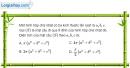 Bài 2.41 trang 65 SBT hình học 12