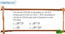 Bài 2.42 trang 65 SBT hình học 12