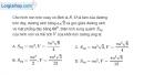 Bài 2.46 trang 66 SBT hình học 12