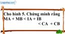 Bài 21 trang 40 SBT toán 7 tập 2