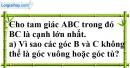 Bài 23 trang 40 SBT toán 7 tập 2