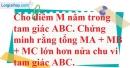 Bài 27 trang 41 SBT toán 7 tập 2