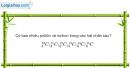 Bài 35.11 trang 106 SBT Vật Lí 12