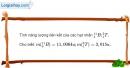 Bài 36.14 trang 109 SBT Vật Lí 12