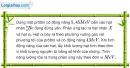 Bài 36.17 trang 110 SBT Vật Lí 12