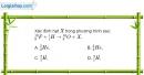 Bài 36.6, 36.7, 36.8, 36.9 trang 108 SBT Vật Lí 12
