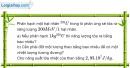 Bài 38.10 trang 116 SBT Vật Lí 12