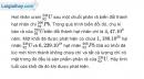 Bài VII.13 trang 120 SBT Vật Lí 12