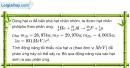 Bài VII.14 trang 121 SBT Vật Lí 12