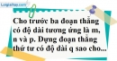 Bài 15 trang 86 SBT toán 8 tập 2