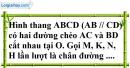 Bài 2.3 phần bài tập bổ sung trang 86 SBT toán 8 tập 2