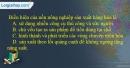 Câu 3 trang 74 SBT địa 10