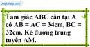 Bài 33 trang 42 SBT toán 7 tập 2