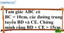 Bài 35 trang 42 SBT toán 7 tập 2