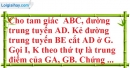 Bài 37 trang 43 SBT toán 7 tập 2