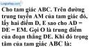 Bài 4.1, 4.2, 4.3 phần bài tập bổ sung trang 43, 44 SBT toán 7 tập 2