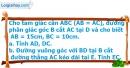 Bài 22 trang 88 SBT toán 8 tập 2