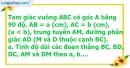 Bài 24 trang 88 SBT toán 8 tập 2
