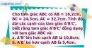 Bài 27 trang 90 SBT toán 8 tập 2