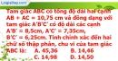 Bài 4.1 phần bài tập bổ sung trang 90 SBT toán 8 tập 2