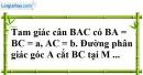 Bài 19 trang 87 SBT toán 8 tập 2