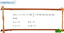 Bài 4.25 trang 204 SBT giải tích 12