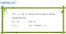 Bài 4.26 trang 204 SBT giải tích 12