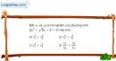 Bài 4.28 trang 206 SBT giải tích 12