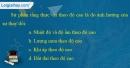 Bài 7 trang 53 vở bài tập Địa lí 7
