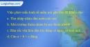 Bài 6 trang 54 vở bài tập Địa lí 7