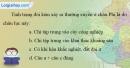 Bài 6 trang 68 vở bài tập Địa lí 7