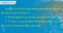 Bài 2 trang 77 vở bài tập Địa lí 7