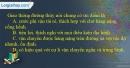 Câu 7 trang 103 SBT địa 10