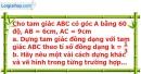 Bài 37 trang 92 SBT toán 8 tập 2