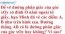 Bài 44 trang 45 SBT toán 7 tập 2