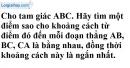 Bài 46 trang 46 SBT toán 7 tập 2