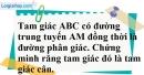 Bài 47 trang 46 SBT toán 7 tập 2